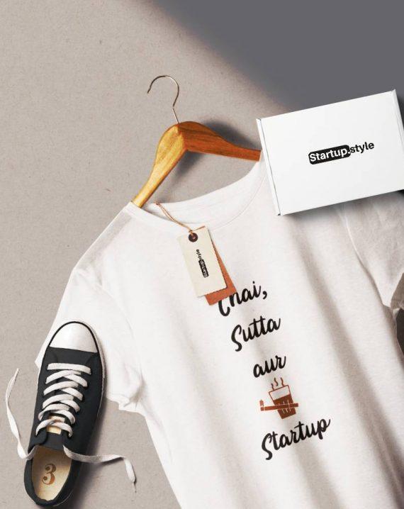 Chai Sutta Aur Startup Tshirt