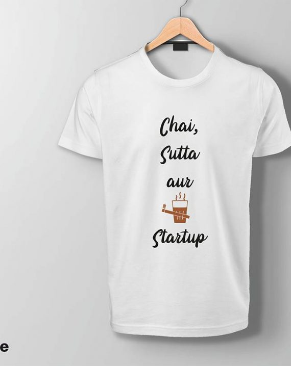 Chai Sutta aur Startup Tee