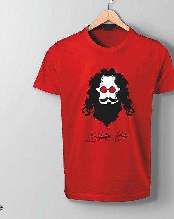 Startup Baba India t-shirt