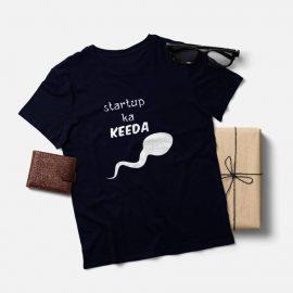 Startup Ka Keeda T-shirt