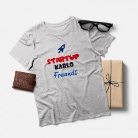 Startup Karlo Friends T-shirt