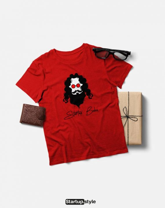 Startup baba T-shirt