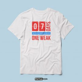 Weekly Hustle t-shirt