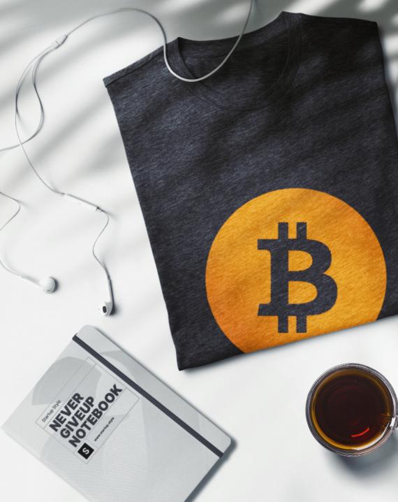 Bitcoin India t-shirt