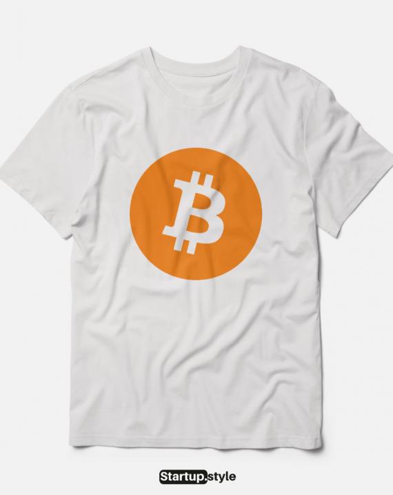 Bitcoin t-shirt India